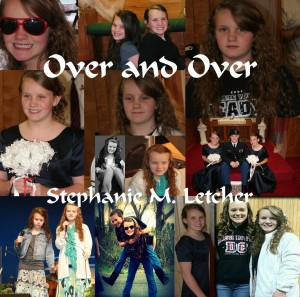 Music cd over and over Stephanie Letcher