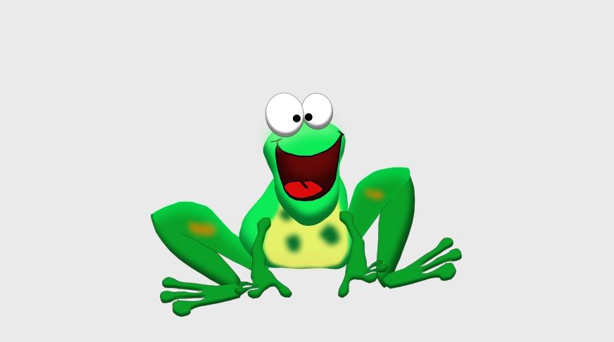 afathersdream.com frog (1)