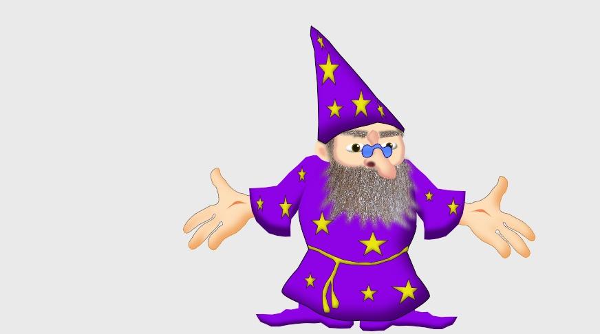 Wizard afathersdream.com